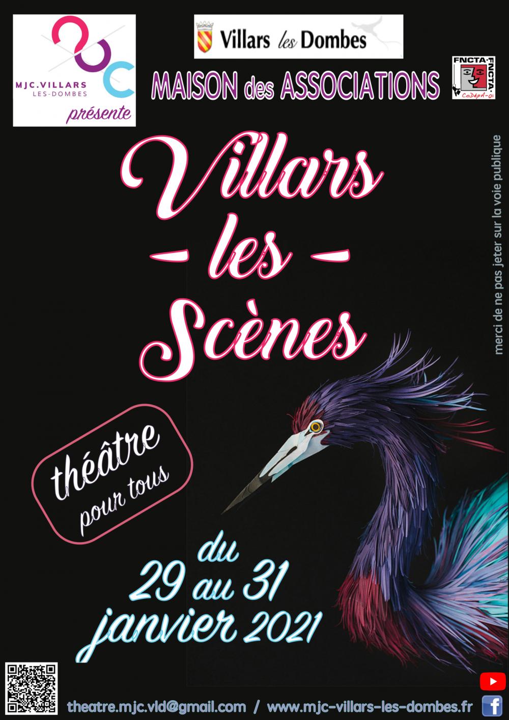 Villars Les Scènes 2021